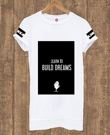 Camiseta Alongada Dreams
