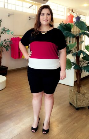 Blusa Red 3 Cores