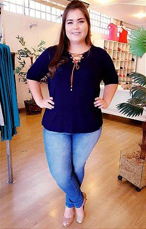 Blusa Melissa Rios Plus Size