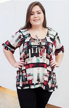 Blusa New Beauty Plus Size