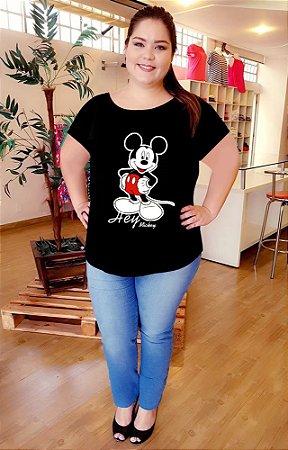 T-Shirt Mickey Plus Size