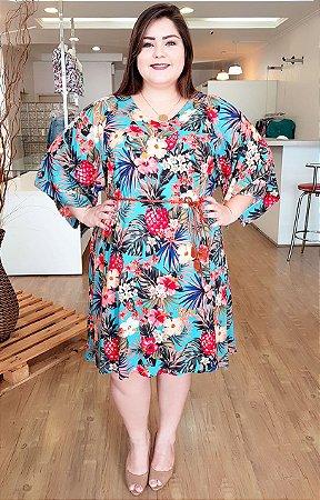Vestido Cloe Premium Plus Size