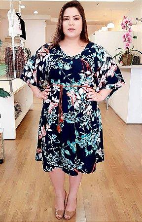 Vestido Cloe Madri Plus Size