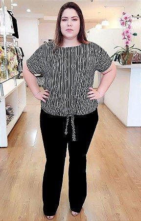 Blusa Florença Plus Size