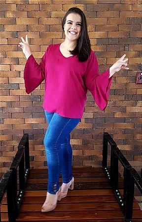 Blusa Clean Love Plus Size