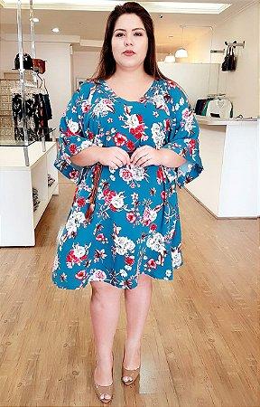 Vestido Cloe Turim Plus Size
