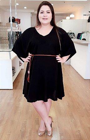 Vestido Cloe Black Plus Size