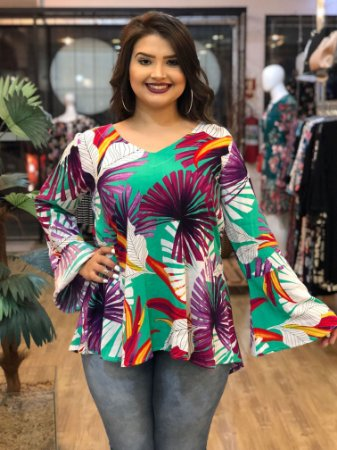 Blusa Miami Plus Size