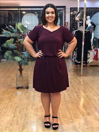 Vestido Fashion Paris Purple