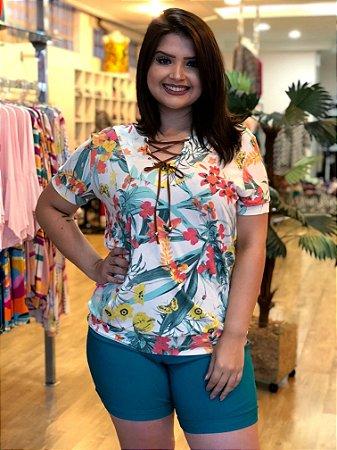 Blusa Melissa Rios Summer Plus Size