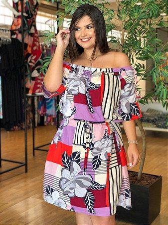 Vestido Elegance Plus Size