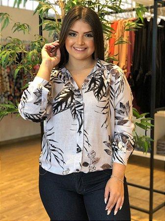 Camisa Gran Helene Plus Size