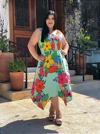 Vestido Clare Plus Size