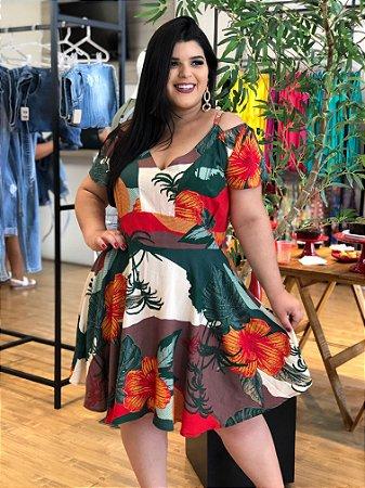 Vestido Vitória Plus Size