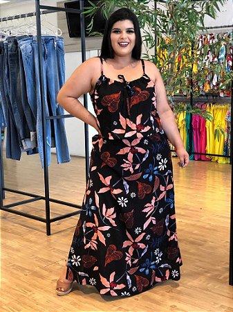 Vestido Longo Beloved Floral
