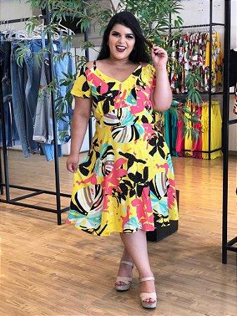 Vestido Vitória Yes Plus Size