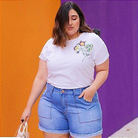 Short Jeans Blue