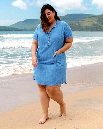 Vestido Jeans Beach
