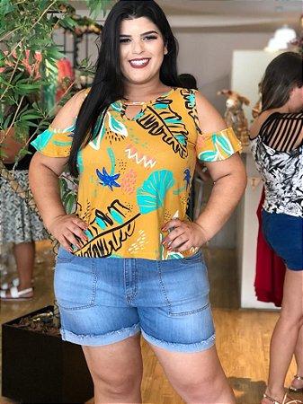 Blusa Joy Plus Size