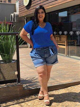 Blusa T-Shirt DM Azul