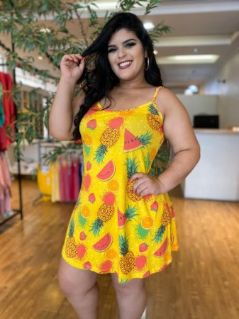 Vestido Crush Yellow