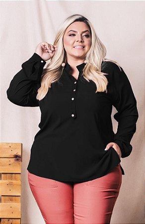 Camisa Bella Black