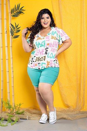 Short de Bengaline Green