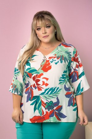 Blusa Meggy Plus Size