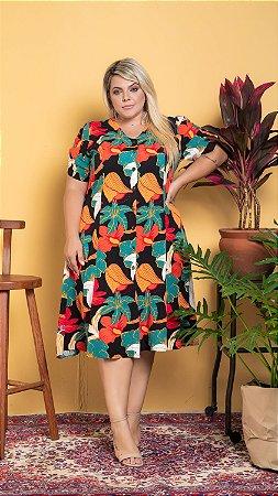 Vestido Lealdade Plus Size