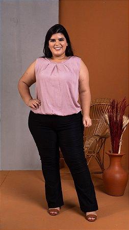 Blusa Job Plus Size