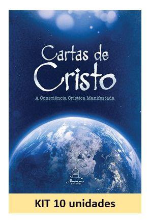 CARTAS DE CRISTO KIT 10 unidades