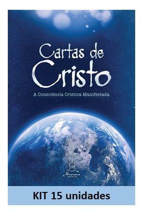 CARTAS DE CRISTO KIT 15 unidades