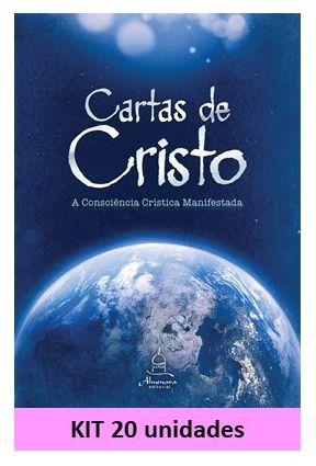 CARTAS DE CRISTO KIT 20 unidades