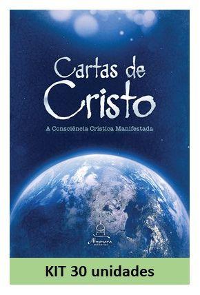 CARTAS DE CRISTO KIT 30 unidades