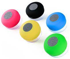 Caixa de som Portátil Bluetooth - Prova de água