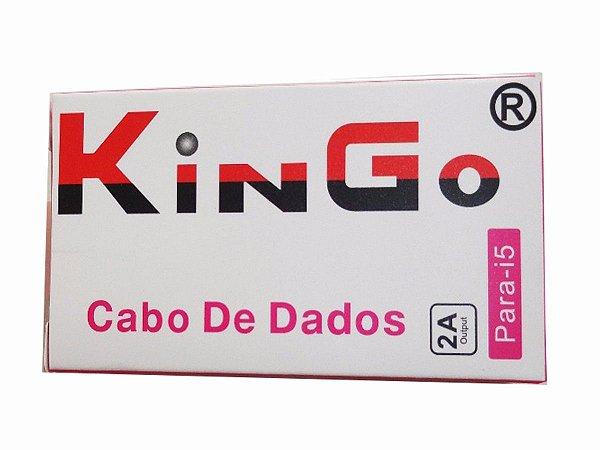 Cabo Lightning de Carregamento para iPhones e Ipads Kingo