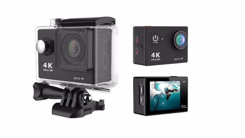 Ultra HD Camera 4K Wi Fi Action Cam