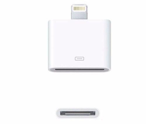 Adaptador de conexão 30 Pinos para Lightning para iPhones