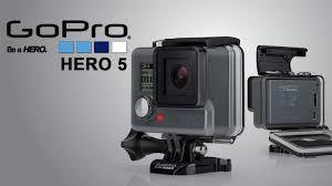 Go Pro Hero 5 Black Semi Nova