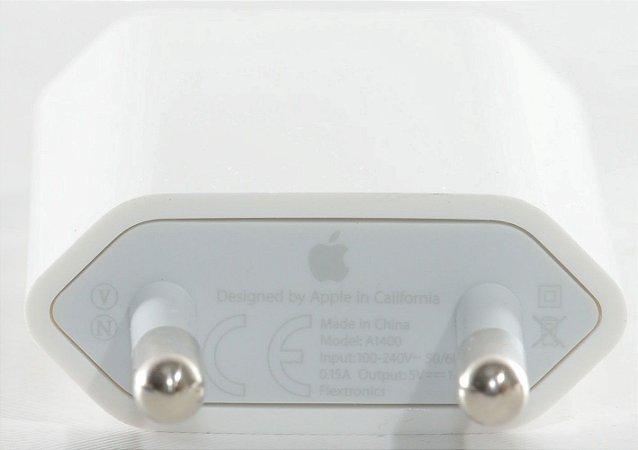 Carregador USB de 5W  (USB Power Adapter)  - Original - Seminovo