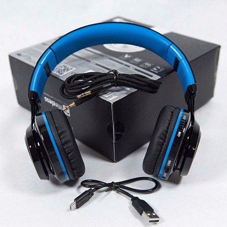 Fone De Ouvido Bluetooth 4.0 Wireless