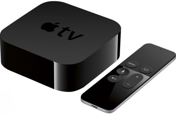 Apple TV 4ª Geração - Nova Lacrada - 1 Ano de Garantia