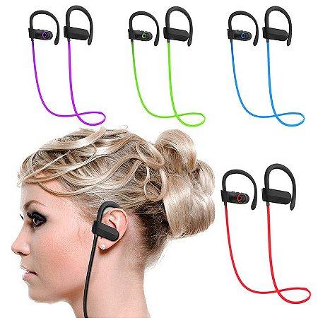 Fone de ouvido Wireless headset bluetooth Sport