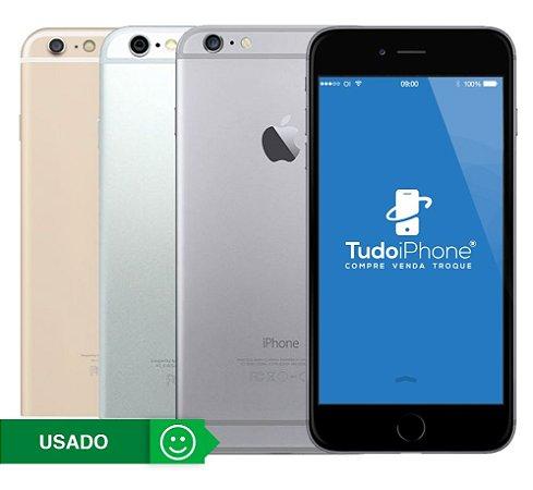 iPhone 6 - 128GB - Usado - 3 Meses de Garantia TudoiPhone