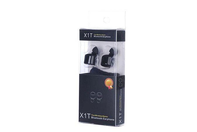 Fone de Ouvido Bluetooth sem Fio X1T Stereo