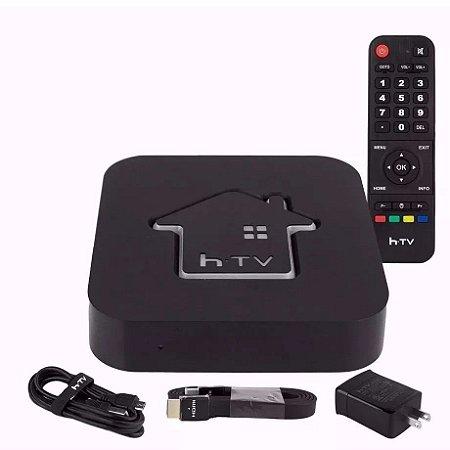 Receptor HTV 5 BOX - 4k UltraHD
