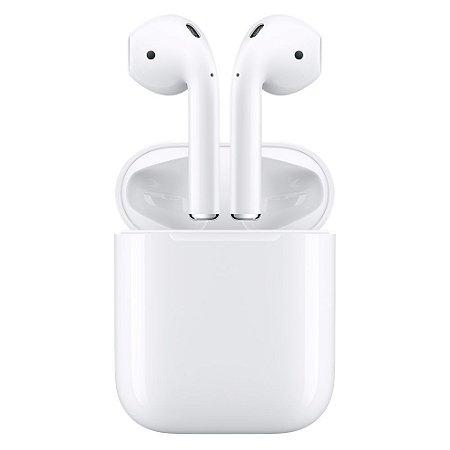 Fone de Ouvido Apple AirPods Original - 1 Ano de Garantia Apple