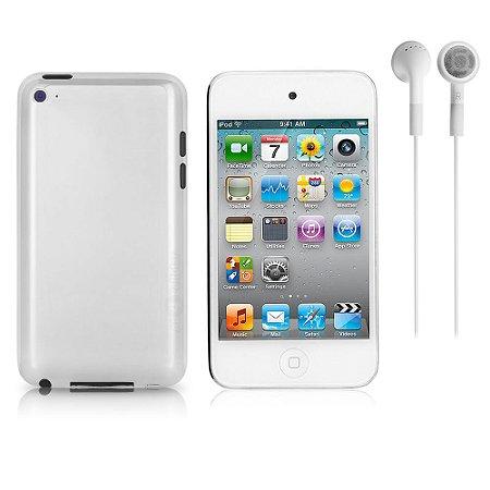 iPod Nano 4ª Geração - 8GB - Branco - Usado