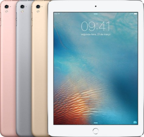 iPad Pro 9.7-inch - 32GB - Wi-fi - Novo