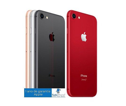iPhone 8 - 256GB - 1 Ano de Garantia Apple